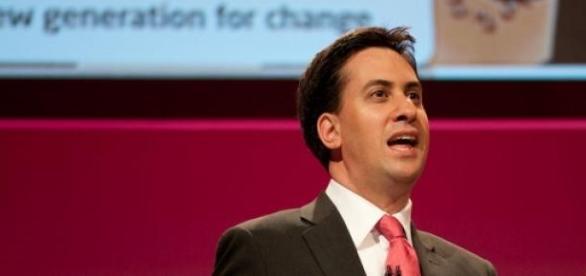 Ed Miliband has resigned.