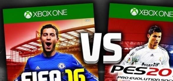 Hazard representa al FIFA, Cristiano al PES