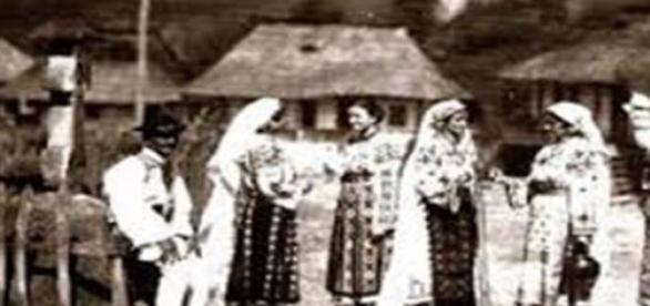 Mândrul popor românesc în vremurile sale de aur!