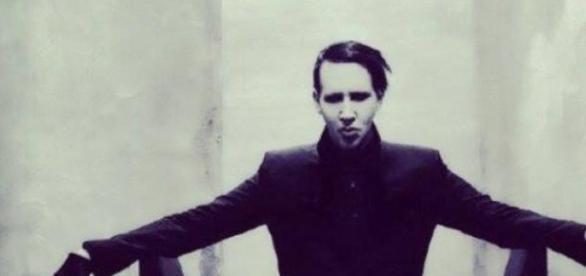 Marilyn Manson en The Pale Emperor
