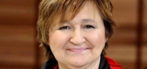 Profesor Magdalena Środa, współzałożycielka ruchu