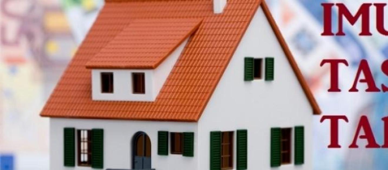 Imu tasi e tari 2015 scadenze e novit per le tasse for Tasse sulla casa