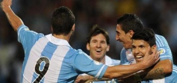 A pré-convocação da Argentina para a Copa América