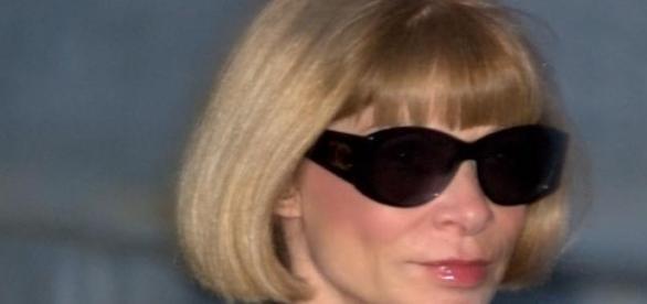 Anna Wintour, editora-chefe da Vogue