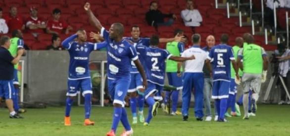 Cruzeiro fez grande campanha no Gauchão 2015