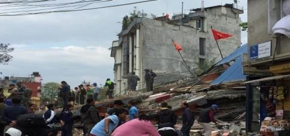 Devastação no Nepal por novo terremoto