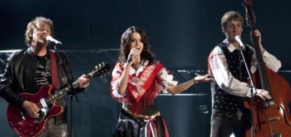Eurowizja 2010 - występ Słowenii