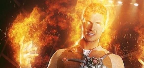 'Firestorm' vai voltar a ajudar 'Flash'
