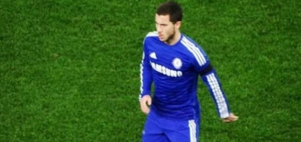 Hazard has won the Football Writers' award