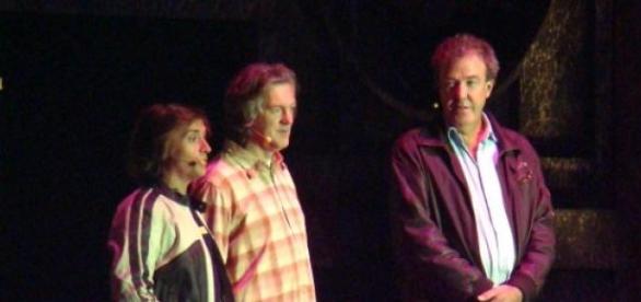 Jeremy Clarkson, Richard Hammond, James May