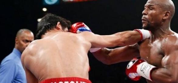 Manny Paquiao vs. Floyd Mayweather