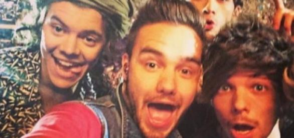One Direction: Louis Tomlinson und Liam Payne.