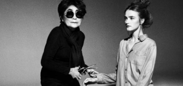Yoko Ono, que ganha restrospectiva no MoMA