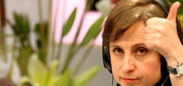 Carmen Aristegui dialogará y presentará su defensa
