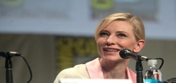 Cate Blanchett tem quatro filhos.