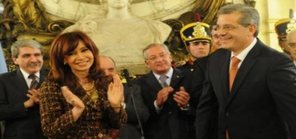 Domínguez, presidente de la Cámara de Diputados