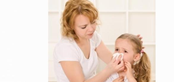Infectiile:bacteriene si virale.