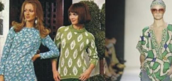 La moda de los '70 vuelve