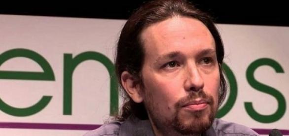 Pablo Iglesias di Podemos