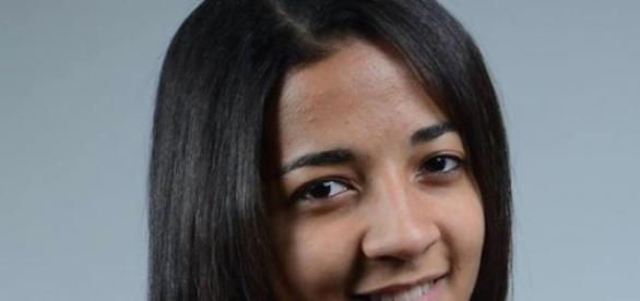 Aude Moreau, footballeuse professionnelle