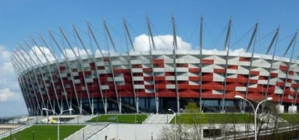 El Estadio Nacional de Varsovia será la sede.