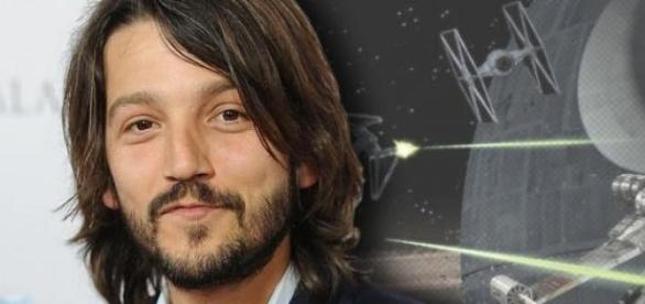 El mexicano protagonizará Star Wars: Rogue One