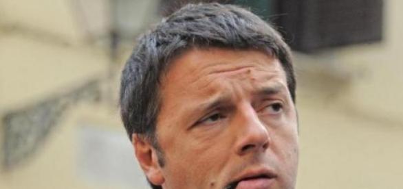 Il premier italiano, Matteo Renzi