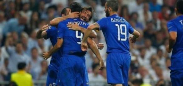 Juventus é finalista da Liga dos Campeões