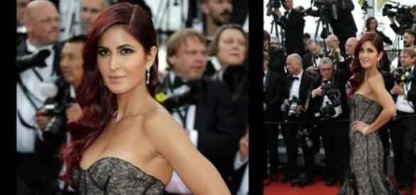 Katrina flatters everyone at Cannes 2015