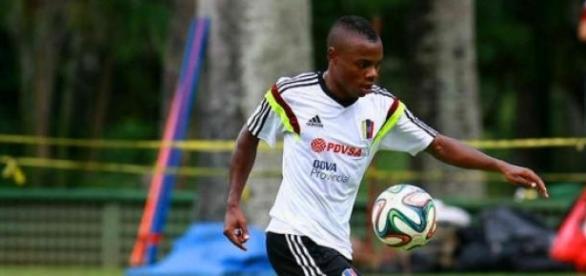 Murillo já se estreou pela seleção A do Peru