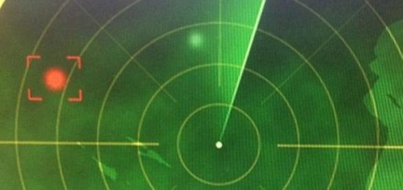 Pantalla de monitorización del Radar.