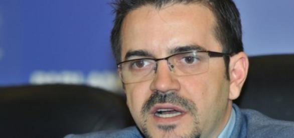 Președintele PRU, Bogdan Diaconu