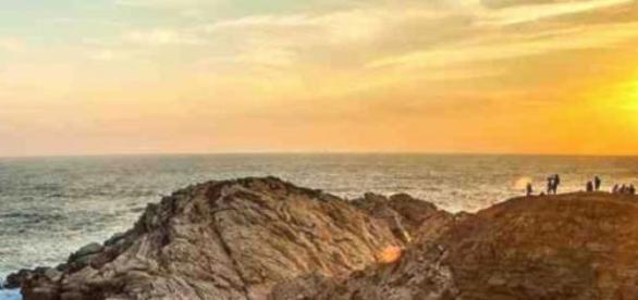 Punta Cometa una puerta al Océano Pacífico
