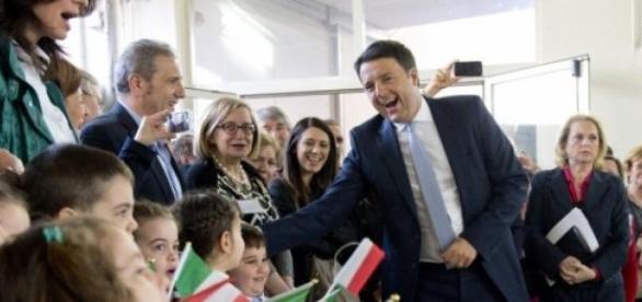 Renzi apre al ddl Buona Scuola