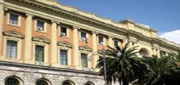 Sede del ministero della Giustizia.