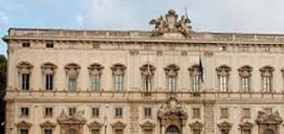 Sede della Corte costituzionale.