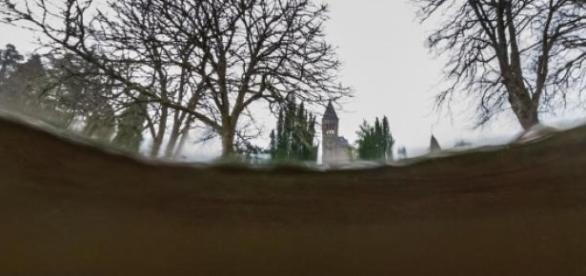 Street View en el Lago Ness