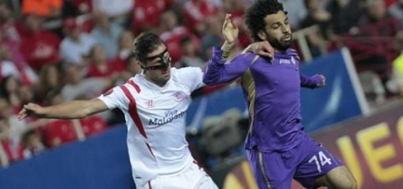Świetny występ Sevilli przeciwko Fiorentinie