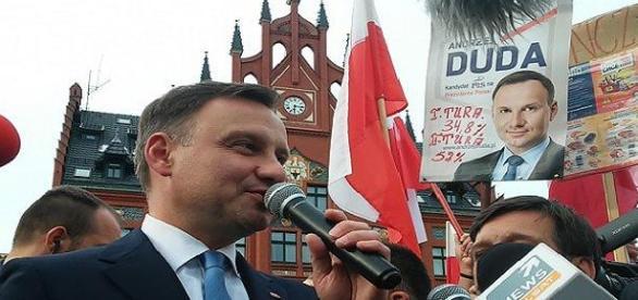 Wybory prezydenckie, fot. Aleksander Knitter
