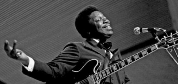 Descansa en paz, BB King el bluesman