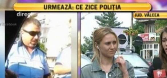Două fete, agresate de poliţişti în plină stradă.