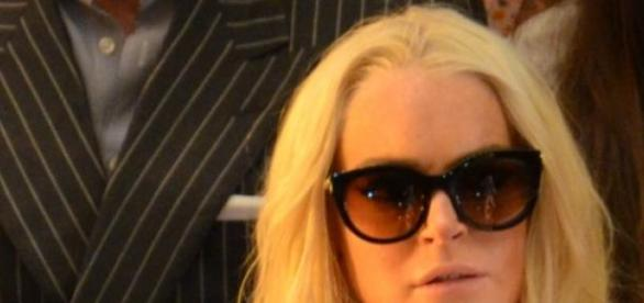 Lindsay Lohan en imagen de archivo