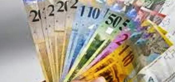Frank Szwajcarski - gwałtowny wzrost kursu