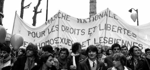 La lutte pour les droits des homosexuels.