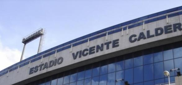 O Vicente Calderón pode receber o futuro campeão