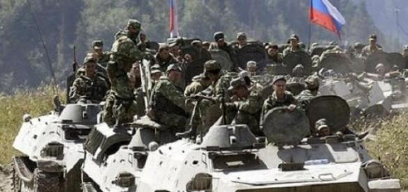 Rusia oferă o replică la acţiunile NATO