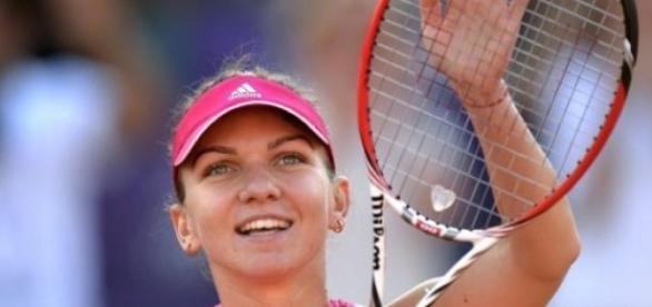 Simona, dupa o victorie din ultimele turnee