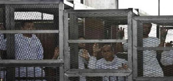 100 de persoane sunt condamnate la moarte în Egipt