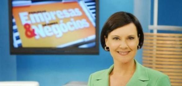 apresentadora deixa Globo após 15 anos
