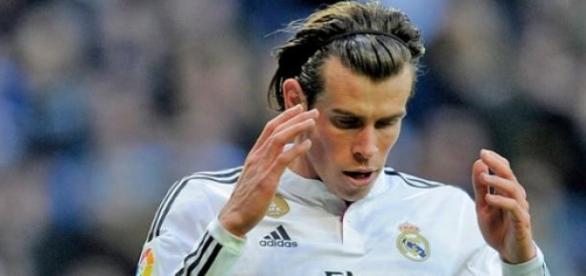 Gareth Bale has really struggled this season
